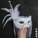 面具化妝舞會面具男...