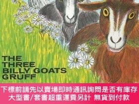 二手書博民逛書店The罕見Three Billy Goats GruffY255174 Galdone, Paul Hough