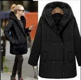 鋪棉外套 時尚歐美厚棉衣夹克外套 631-030巴黎春天