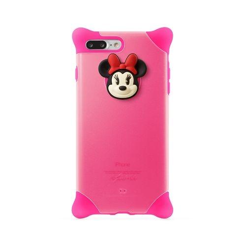 Bone iPhone 8 / 7 (4.7) 泡泡保護套 透明粉-米妮 手機殼