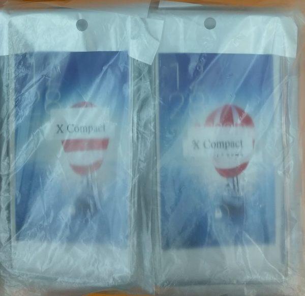 【台灣優購】全新 SONY Xperia X Compact 專用矽膠軟套 清水套 / 透明黑 透明白~優惠價59元