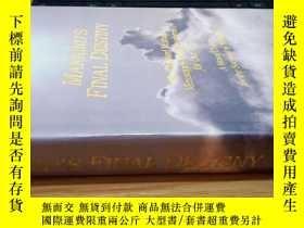 二手書博民逛書店MANKIND罕見S FINAL DESTINY[人類的最終命運]Y20113 看圖 看圖