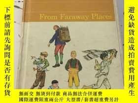二手書博民逛書店From罕見Faraway Places 【精裝彩圖本】館藏Y2
