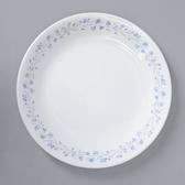 美國【CORELLE】康寧8吋平盤 -紫葳