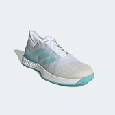 ADIDAS 19SS 頂級 襪套式 男網球鞋 AU 3 x Parley系列  CG6376 贈排球襪【樂買網】