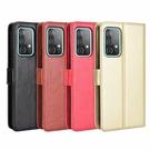 三星 Galaxy A52 A72 5G 手機殼 簡約 商務 皮套 翻蓋插卡 保護套