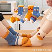 兒童襪子春秋純棉男童女童卡通寶寶襪中大童學生全棉中筒襪秋冬季 美眉新品