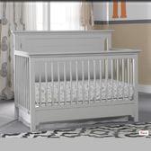 嬰兒床 嬰兒床實木多功能新生兒寶寶床游戲床BB床送護欄可轉換成人床·liv
