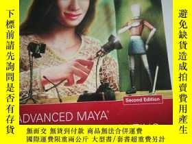 二手書博民逛書店Advanced罕見Maya Texturing And Lig