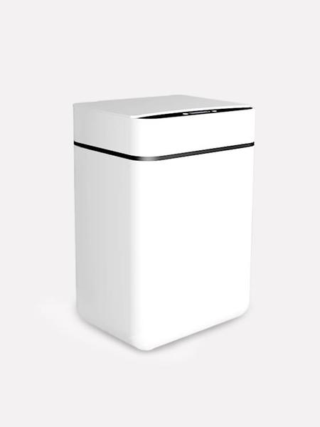 垃圾桶 智能垃圾桶創意感應式家用客廳廚房衛生間廁所電動帶 晶彩