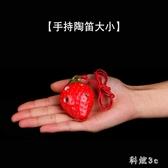 風雅陶笛便攜水果魚昆蟲四孔高音陶笛4孔高音練習陶笛學生小孩 PA3636『科炫3C』