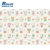 【虎兒寶】Parklon 韓國帕龍無毒地墊 - 單面切邊【貓咪】150*200cm