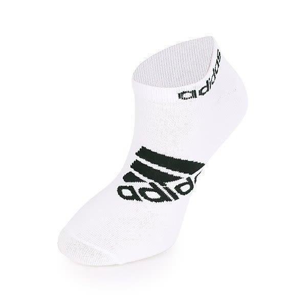 adidas Performance Crew 襪子 短襪 踝襪 慢跑 休閒 白 1雙入 AA2326