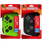[哈GAME族]滿399免運費 可刷卡 良值 IINE Switch NS 傳統控制器 手把 果凍套 矽膠套 TPU保護套 黑/綠/藍