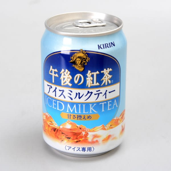 日本【KIRIN】午後紅茶-奶茶風味(易)280g(賞味期限:2019.03)