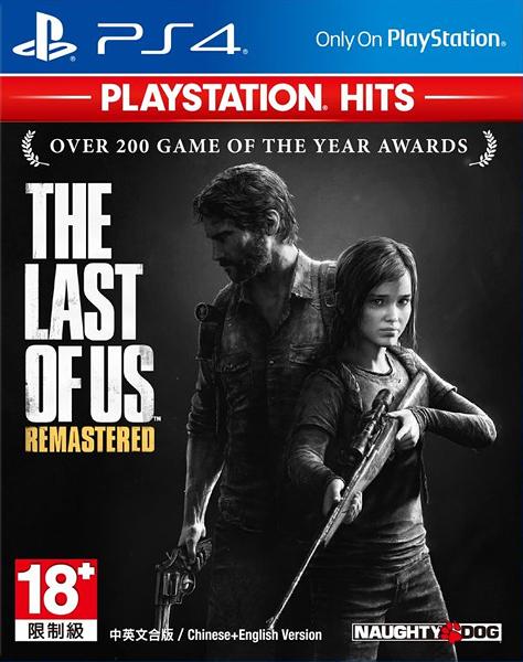 PS4 最後生還者 重製版 Hits(中文版)