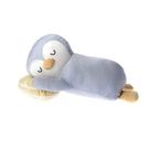 HOLA snow touch涼感造型抱枕47x24cm-企鵝