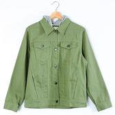 週年慶同步【Dailo】連帽外套-綠