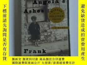 二手書博民逛書店Angela,s罕見ashes a memoir frank m