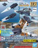 鋼彈模型 HGBD:R 1/144 土星6式 支援武器組 創鬥者潛網大戰Re:RISE TOYeGO 玩具e哥