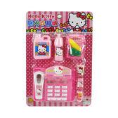 【888便利購】Hello Kitty 超市聲光收銀機(ST正版授權)
