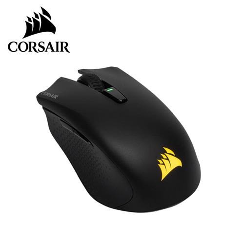 CORSAIR 海盜船 HARPOON RGB WIRELESS 有線/無線/藍牙 三模式 電競滑鼠【限時省$800】