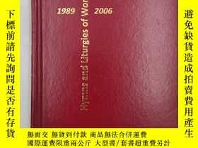 二手書博民逛書店hymns罕見and liturgies of worship