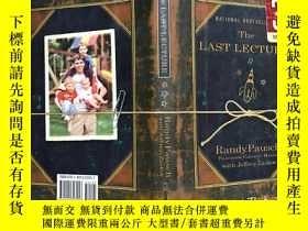 二手書博民逛書店最後的演講罕見Randy Pausch:The Last Lec