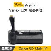 【現貨】PIXEL 品色 Canon 5D VI 5D4  Vertax E20 垂直手把 電池手把 相容BGE20