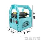 充電式抽水機 充電式抽水機便攜式家用戶外澆菜充電式抽水泵12v小型抽水機 CY 自由角落