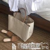 托特包 大包包女夏季新款大容量百搭韓國極簡手提單肩大包帆布女包包 寶貝計畫