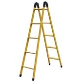 加厚1.5米2米人字梯兩用梯子摺疊家用直梯鋼管伸縮爬梯行動閣樓梯  WD 中秋節全館免運