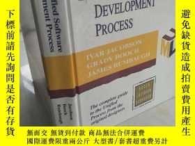 二手書博民逛書店The罕見Unified Software Developmen