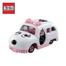 【日本正版】Dream TOMICA Belle 小汽車 史努比 貝兒 Snoopy 玩具車 多美小汽車 - 499046