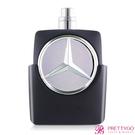 Mercedes Benz 賓士 輝煌之星男性淡香水 Man Grey(100ml) EDT-國際航空版-TESTER【美麗購】