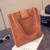 手提包-新款單肩包女大包包簡約百搭托特包學院風學生手提公文包 【店慶八八折】