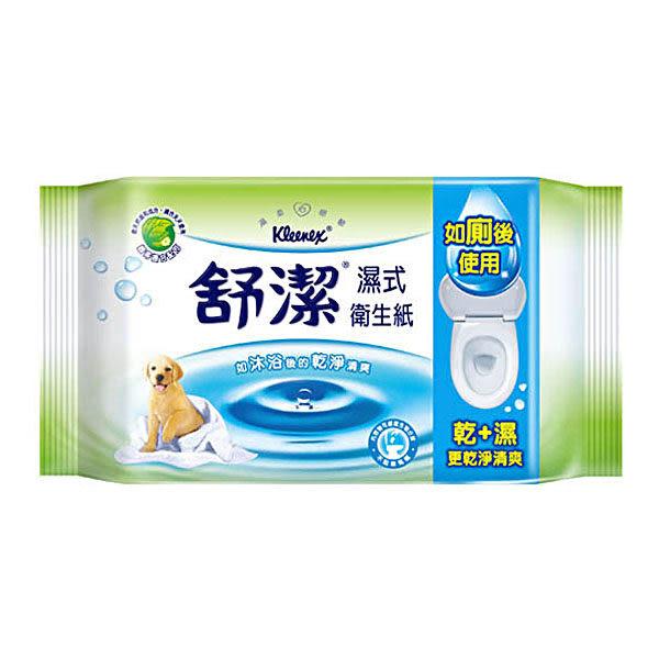 舒潔 濕式衛生紙40抽【屈臣氏】