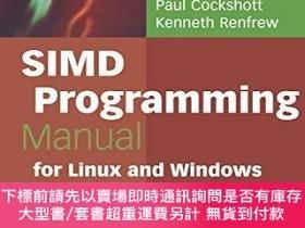 二手書博民逛書店Simd罕見Programming Manual For Linux And WindowsY255174 P