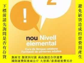 二手書博民逛書店Nou罕見Nivell Elemental 2 (ll + Cd)Y256260 不祥 Castellnou