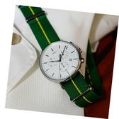 TIMEX 天美時 TXTW2R26900 三眼計時 手錶/41mm