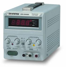 泰菱電子◆固緯直流電源供應器(單組輸出) GPS-3030D TECPEL(送隨身碟*1)
