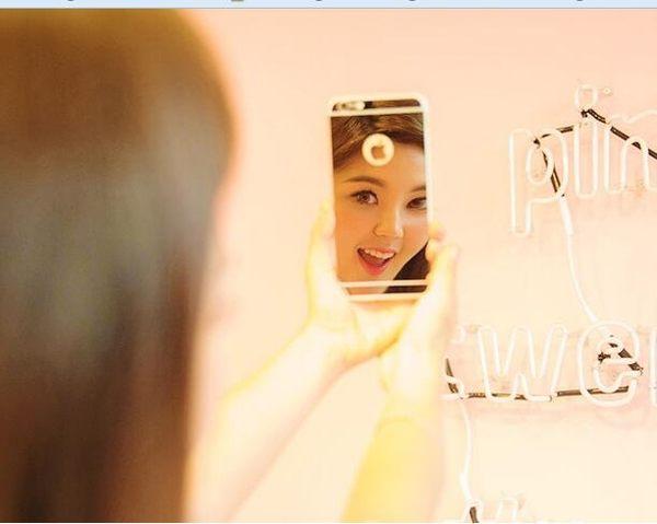 【SZ62】iPhone7/8手機殼 電鍍 鏡面 鏡子 TPU軟殼 apple iPhone 7/8手機殼 iPhone 7/8 plus手機殼 軟殼