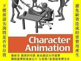 二手書博民逛書店Character罕見AnimationY256260 Steve Roberts Elsevier Scie