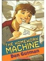 二手書博民逛書店 《Homework Machine》 R2Y ISBN:9780545138888│DanGutman