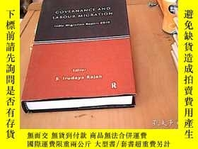 二手書博民逛書店GOVERNANCE罕見AND LABOUR MIGRATION