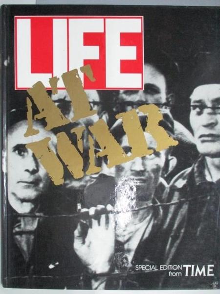 【書寶二手書T7/歷史_FGM】LIFE AT WAR