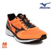 【Mizuno美津濃】男款慢跑鞋 WAVE EMPEROR 2 皇速 -鮮橘色(J1GA177609)【全方位運動戶外館】
