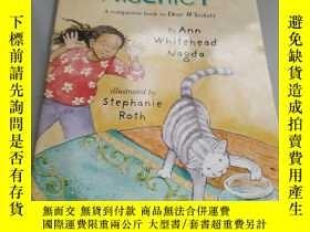 二手書博民逛書店Meow罕見Means Mischief by Ann Whit