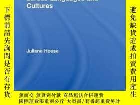 二手書博民逛書店Translation罕見As Communication Across Languages And Cultur