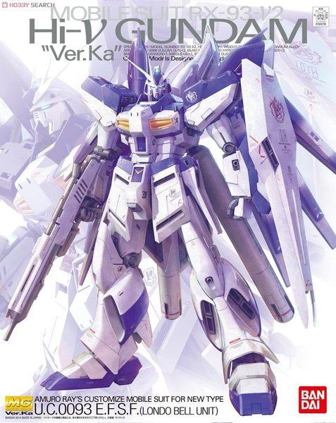鋼彈模型 MG 1/100 RX-93-ν2 Hi-NU 海牛鋼彈 Ver.Ka TOYeGO 玩具e哥
